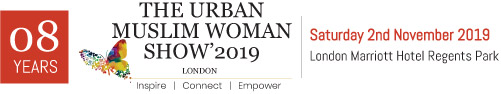 The Urban Muslim Woman Show'19 Logo